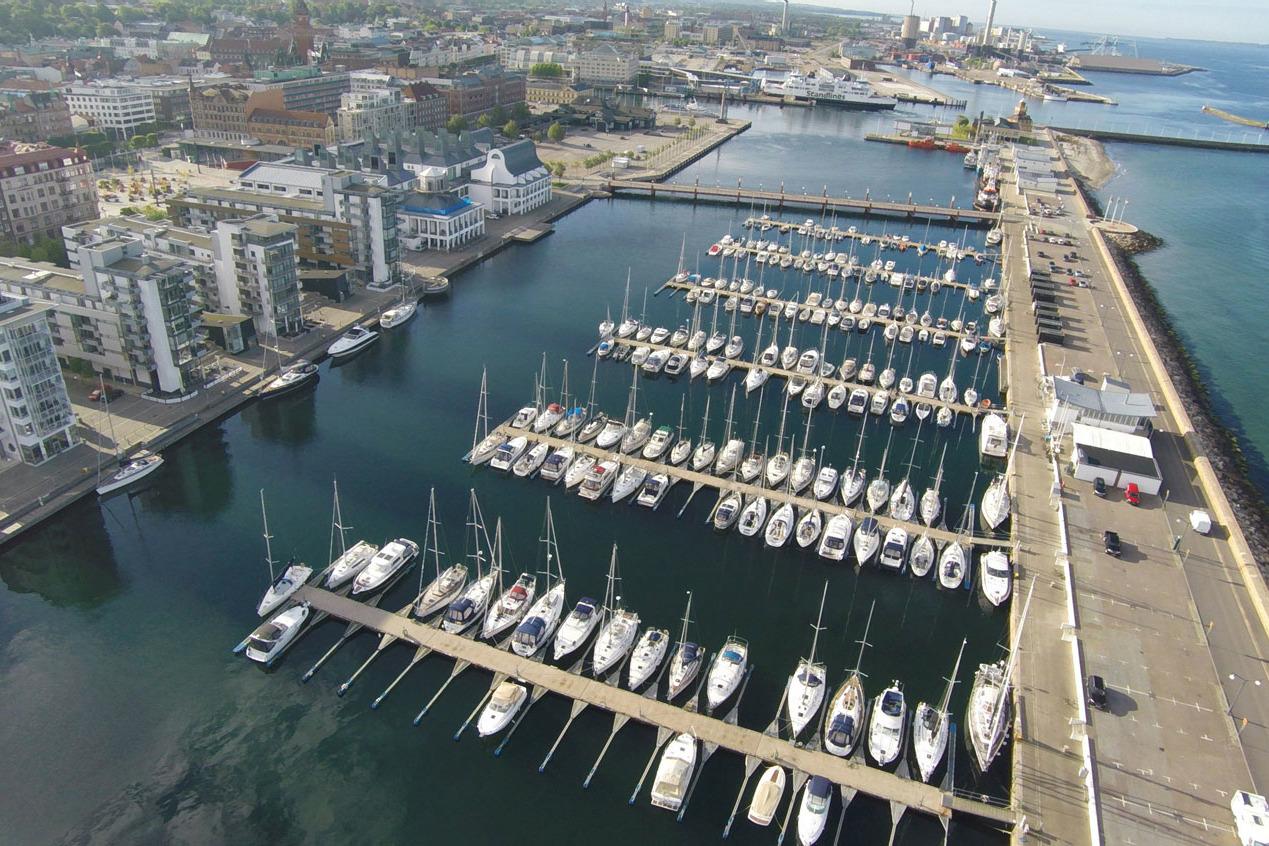 Helsingborg-Harbor